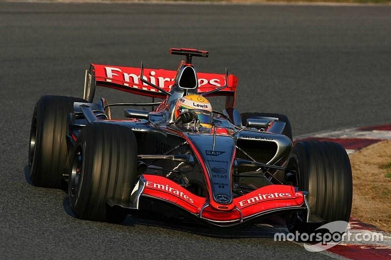 Tarihte bugün: Hamilton, McLaren pilotu olarak ilk testini yapıyor