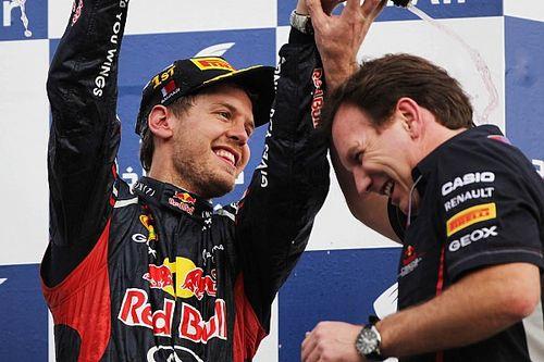 Horner: Vettel tiene oportunidades para su futuro