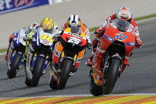 Fotostrecke: Diese Rossi-Gegner gingen vor ihm in MotoGP-Rente
