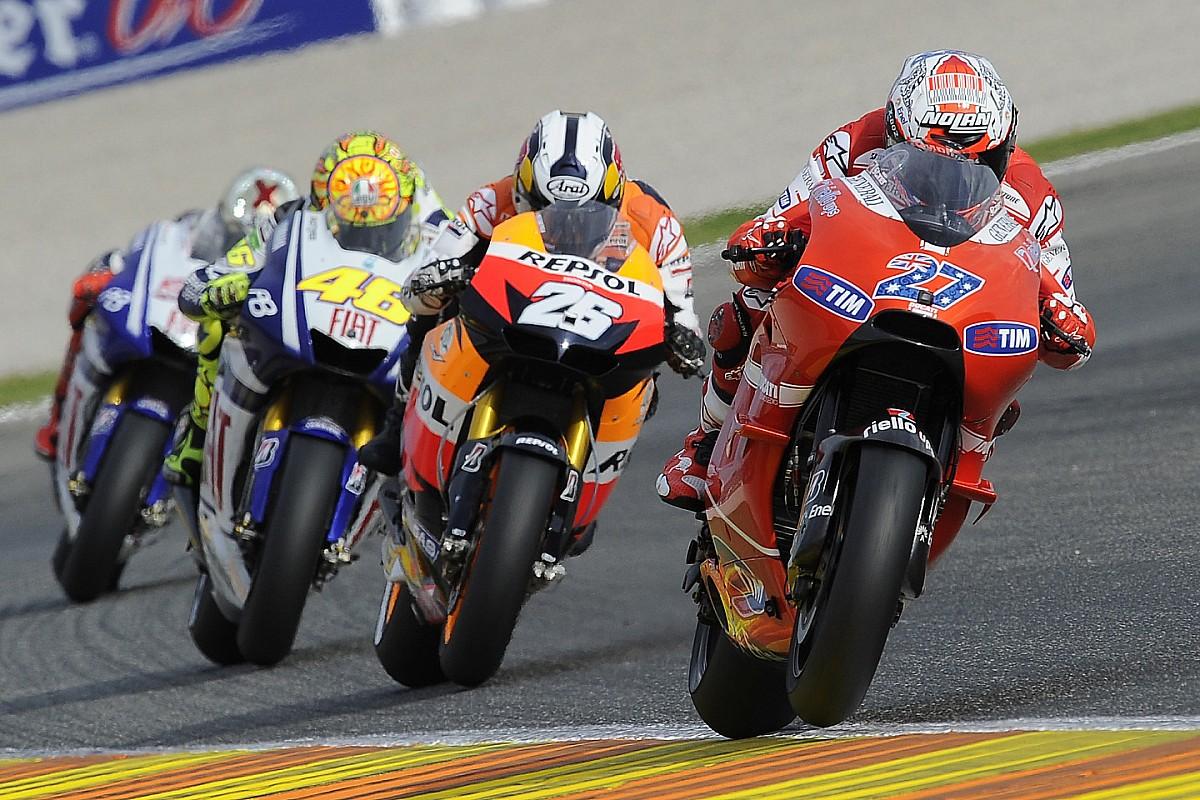 20 campeones que ha 'jubilado' Valentino Rossi