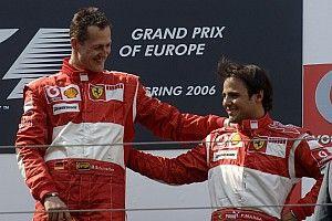 Schumachernél és Alonsónál ment a politizálás, Räikkönennél nem