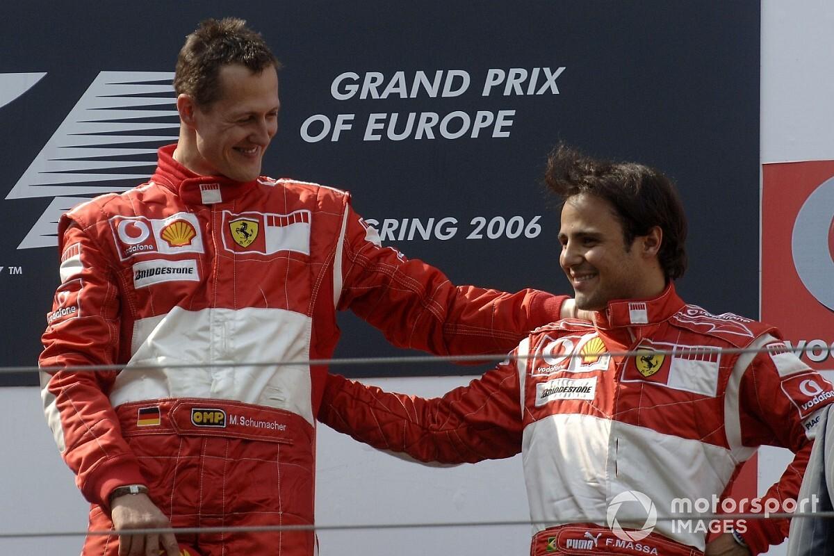 Massának vannak információi Schumacherről, de hallgat