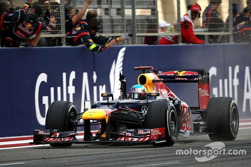 GALERÍA: los Red Bull más exitosos en la Fórmula 1