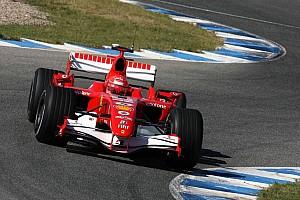 Jerez, Formula 1'e dönmeye hazırlanıyor!