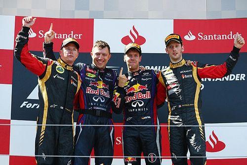 Vettel 6 éve nyert hazai pályán először és máig utoljára