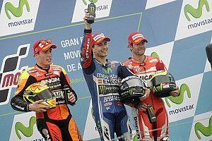 10 piloti con un solo podio in MotoGP
