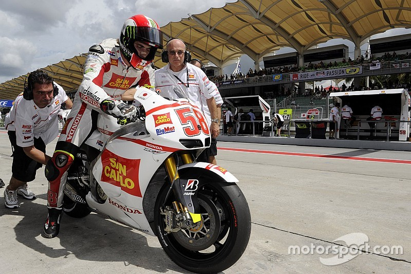 MotoGP-Manager: Marc Marquez' Stil erinnert an den von Marco Simoncelli