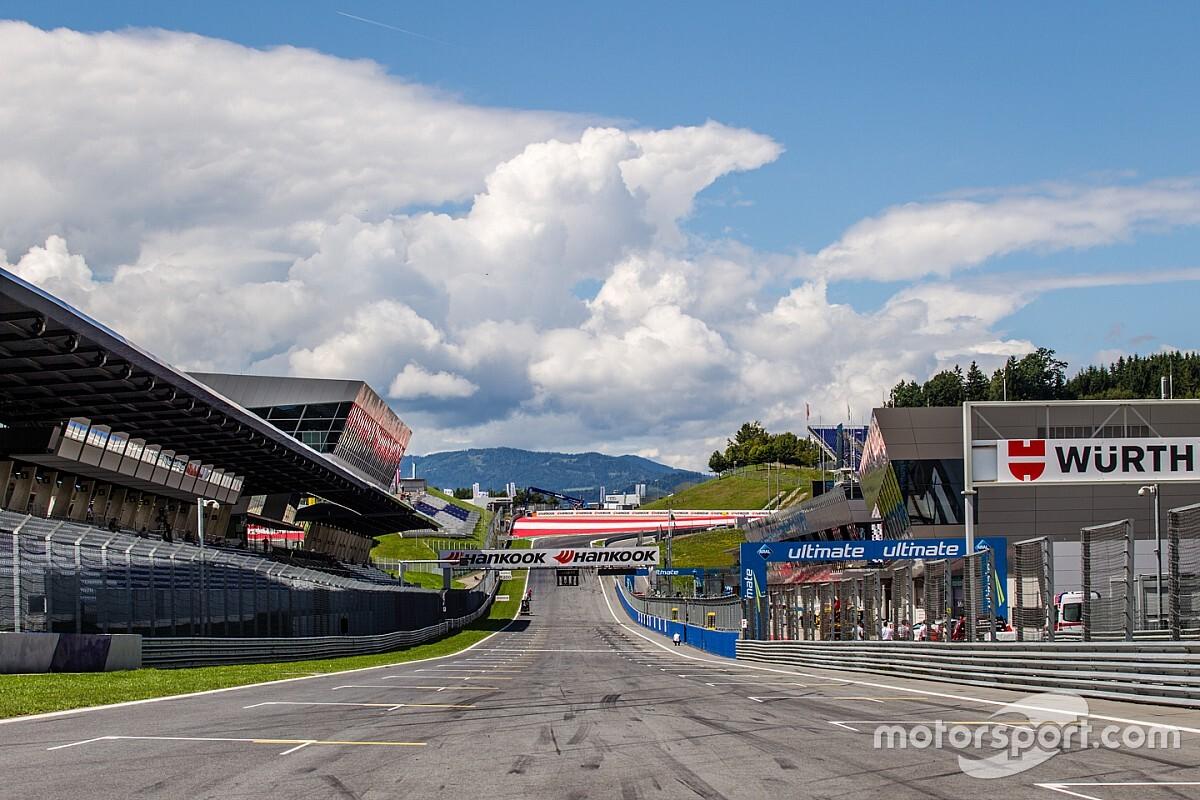 Ausztria és a Red Bull készül az F1-es futamra: arcmaszk, közvetlen repülőjáratok, friss negatív teszt