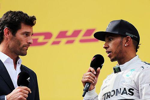 """Webber """"egyből"""" tudta, hogy Hamilton """"különleges"""""""