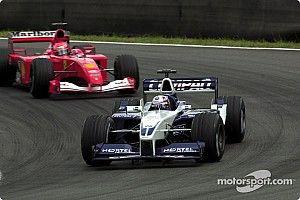 """Montoya vs Schumacher: """"Ha meg tudtam nehezíteni az ő életét, akkor remek napom volt..."""""""