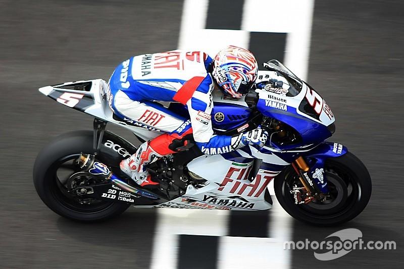 Photos - Les Yamaha officielles et leurs pilotes en MotoGP