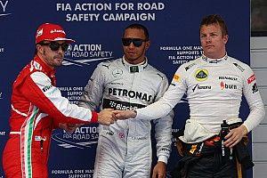 Ketika Veteran F1 Harus Bersaing dengan Ayah dan Anak