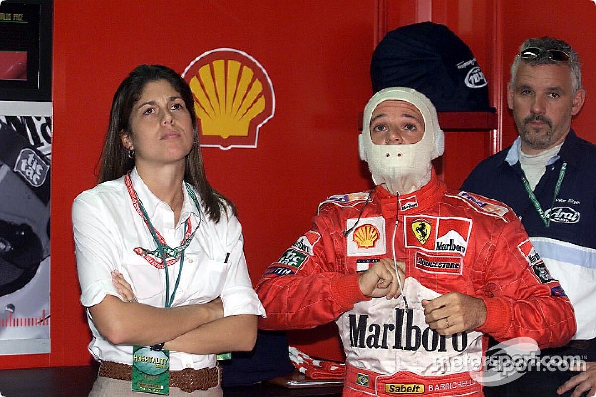 Barrichello meditációt ajánl Sainz számára a McLaren-Ferrari váltás miatt
