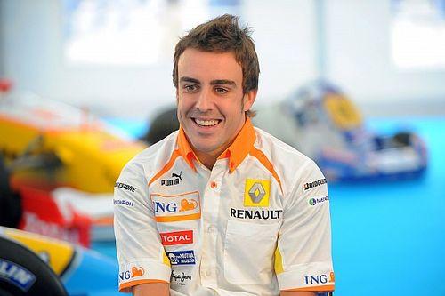 Алонсо возвращается в Renault, чтобы стать боссом. И это нереально круто