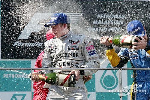 Ma 16 éve nyert először Räikkönen a Forma-1-ben
