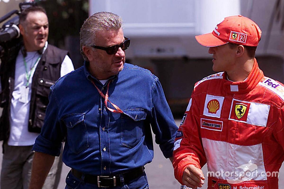 Willy Weber, ex manager di Schumacher, è stato colpito da ictus