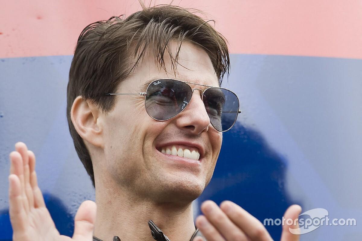 Amikor Tom Cruise egy igazi F1-es Red Bullt vezetett: videó