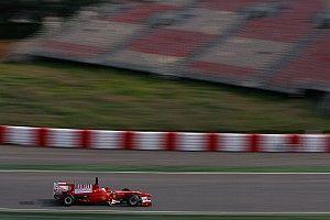 La evolución de los tiempos de pretemporada de la F1