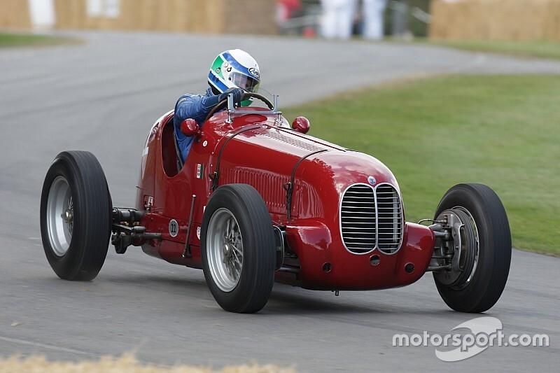 Мальдонадо выступит на Гран При Монако за рулем Maserati 1937 года