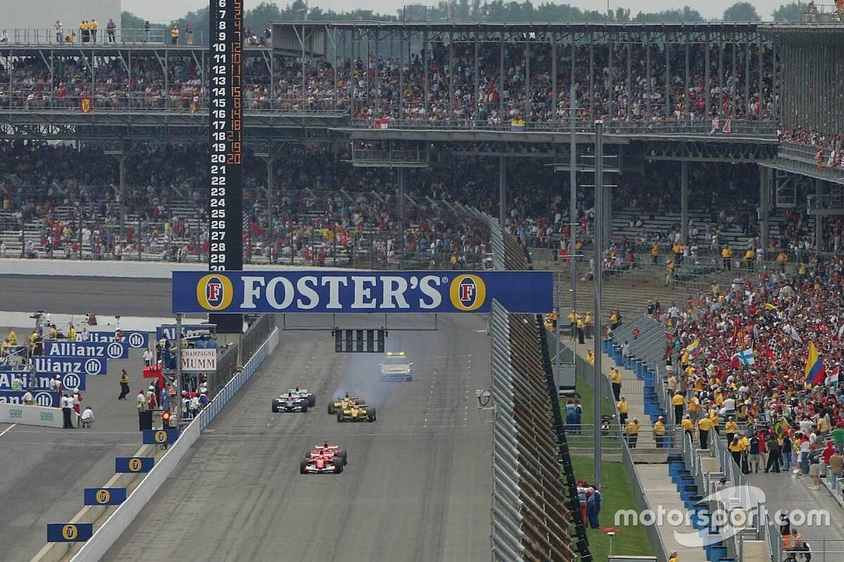 Indianapolis, F1'e dönüş için Liberty ile görüşmelere başladı!