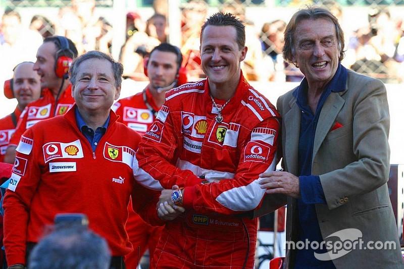 Montezemolo, Ferrari'yi özlüyor