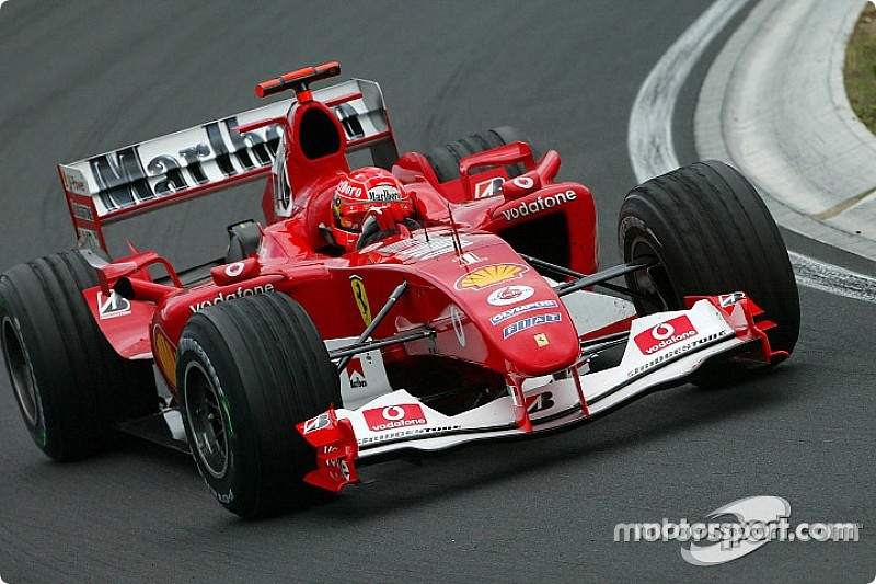 Schumi, Alonso, Rubinho, Massa e cia: monte ranking dos pilotos dos 90 anos da Ferrari
