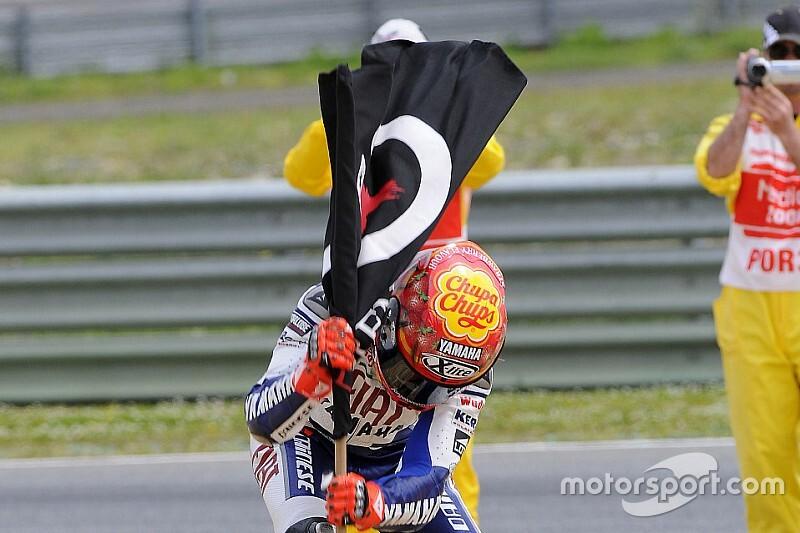 C'était un 13 avril : la première victoire de Lorenzo en MotoGP