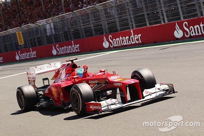 """El GP de Europa de 2012 fue la carrera """"perfecta"""" de Fernando Alonso"""
