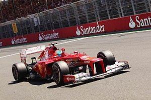 Alonso, de fato, marcou quase 80% dos pontos da Ferrari enquanto foi da equipe na F1
