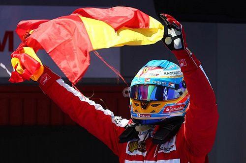 Los antecesores españoles de Sainz en Ferrari