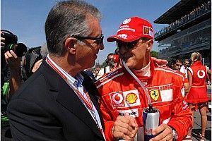 """Ferrari: """"Schumacher yaşıyor fakat iletişim kuramıyor"""""""