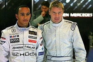 """Hakkinen looft Hamilton om mentale kracht: """"Zijn inzet is indrukwekkend"""""""