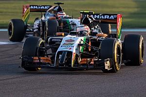 """Pérez a vu le manque d'argent de Force India """"dès le premier jour"""""""