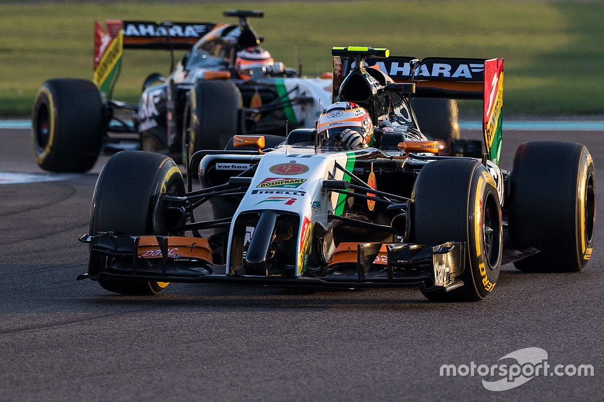 "Perez: Force India money woes ""evident on day one"""