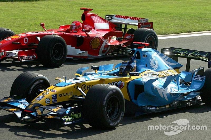 Schumacher fue el mejor en muchas cosas, mientras que Alonso es bueno en todo: Stella