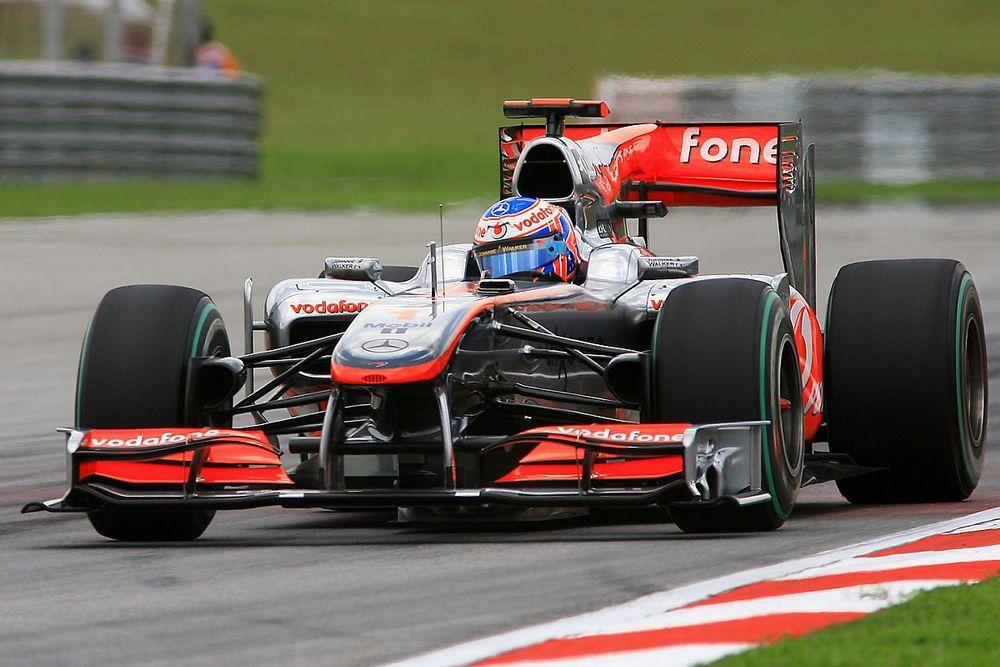 Button elmondta, mi volt a gyengesége Alonsóhoz vagy Hamiltonhoz viszonyítva