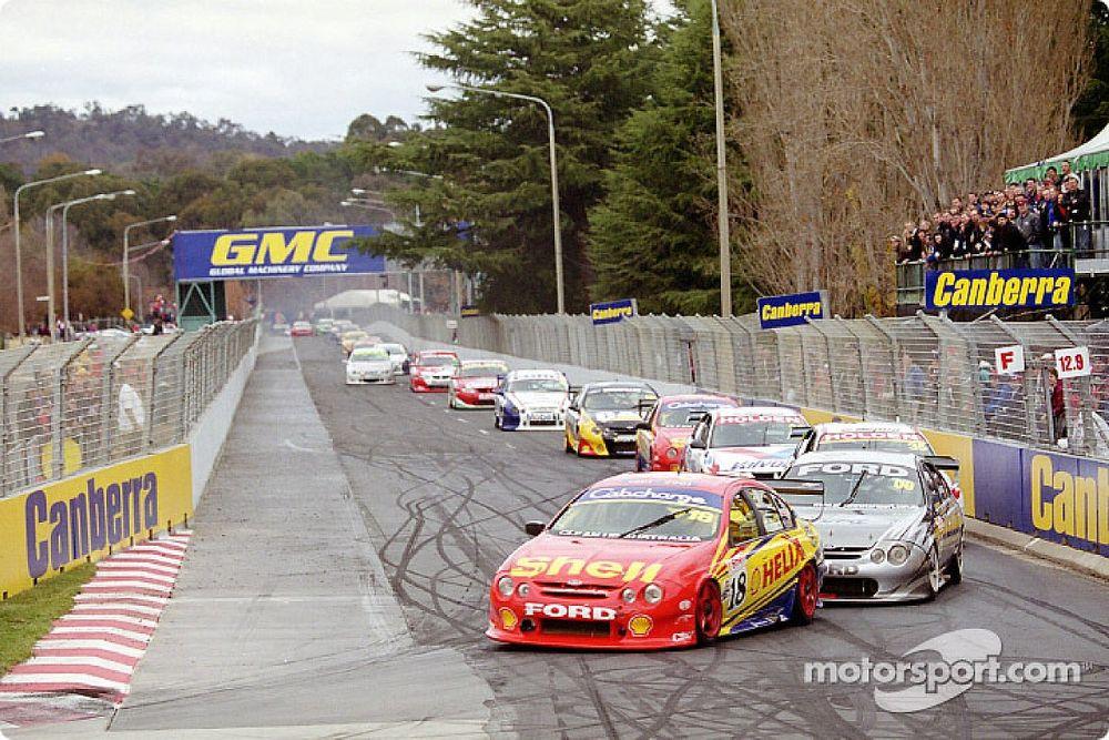 Kesepakatan Supercars Kembali ke Canberra Belum Tercapai