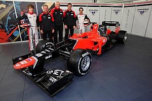 TDF-1, un Formula 1 para clientes privados, mucho más asequible