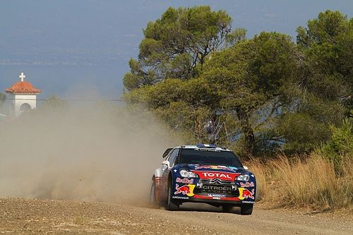 El Rally Acrópolis regresa al WRC ocho años después