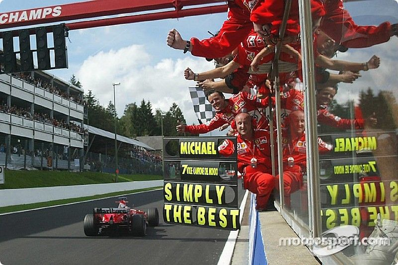 Gallery: All 33 Formula 1 world champions