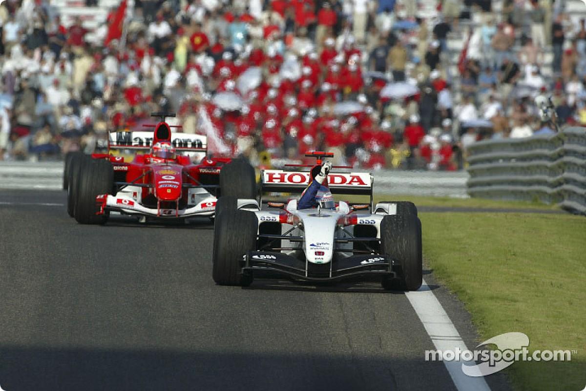 Ilyen lehetne ma a BAR-Honda festése az F1-ben (kép)