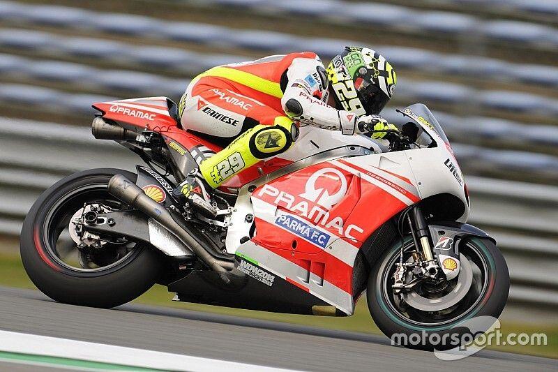Pramac Ducati staat open voor terugkeer Iannone