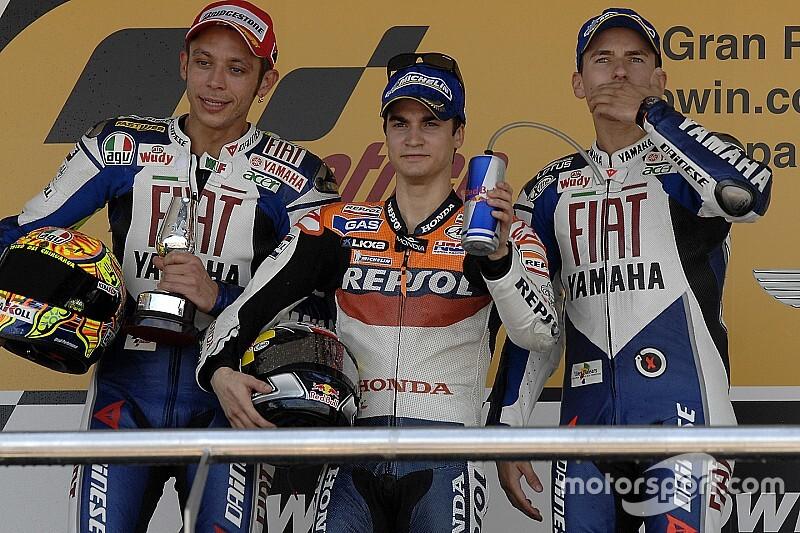 """Rossi: """"Nunca imaginé que Pedrosa y Lorenzo se irían antes que yo"""""""
