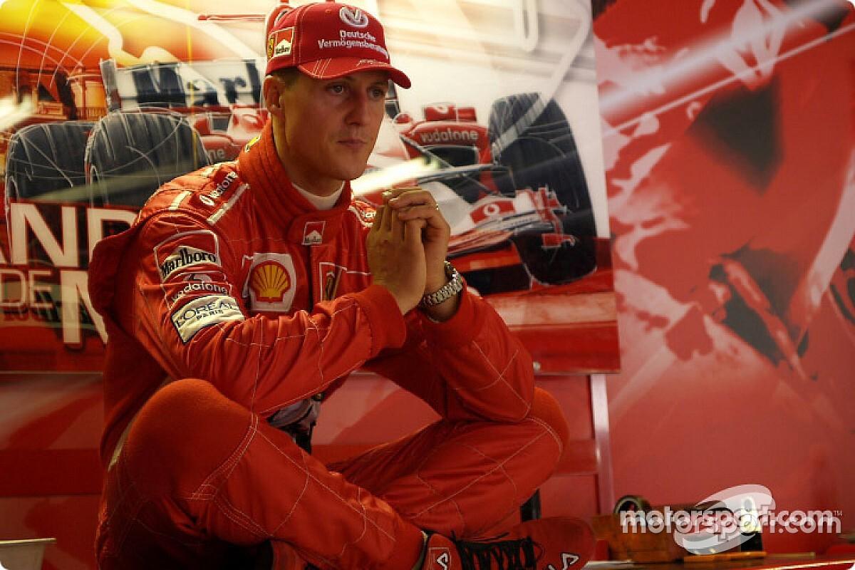 Тодт о состоянии Шумахера: Надеюсь, мы еще съездим с ним на Гран При