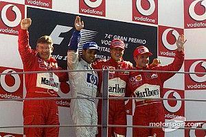 Montoya: Brawn me quiso para Ferrari y le dije 'no, gracias'