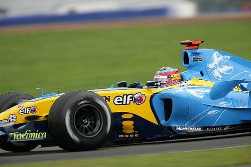 GALERI: Semua mobil F1 Fernando Alonso