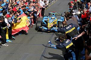 A nagydíj, ahol mindkét Ferrari összetört: Alonso nyert
