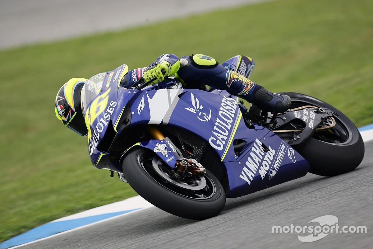 Rossi Ragu Lebih Terlibat dalam Tim Yamaha Musim Depan