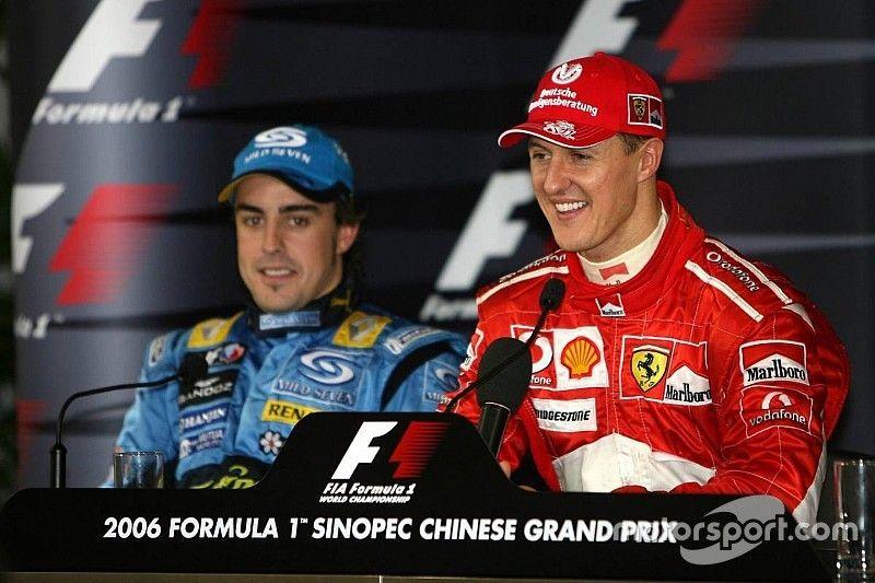 """Briatore defiende a Alonso: """"podría liderar cualquier equipo como Michael Schumacher"""""""