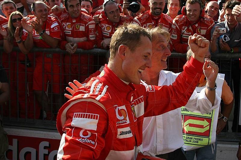 Di Montezemolo: So wollte er Michael Schumacher zurückholen